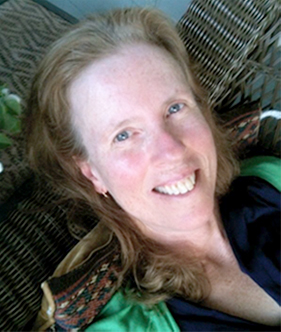 The author, Pamela Redmond